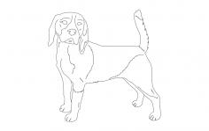 Beagle good 2 dxf File