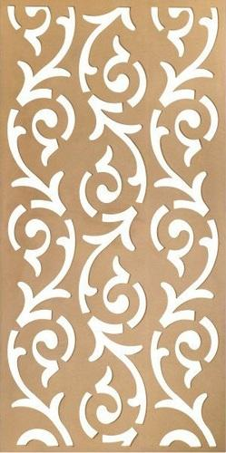 Mdf Decorative Grill Dxf File Free Download 3axis Co