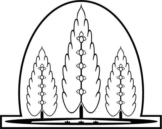 Trees 10 Free Vector