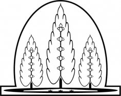 Trees 10 EPS File
