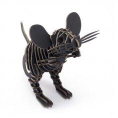 Mouse 3D Puzzle