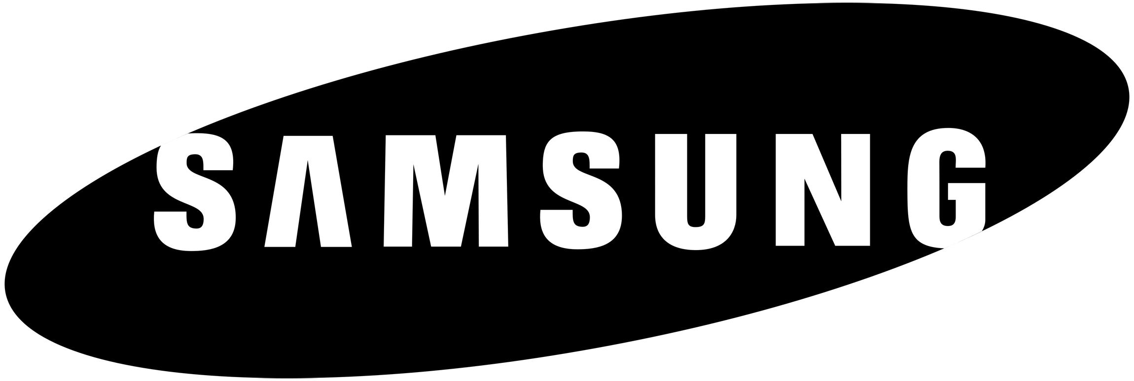 Samsung Logo DXF File