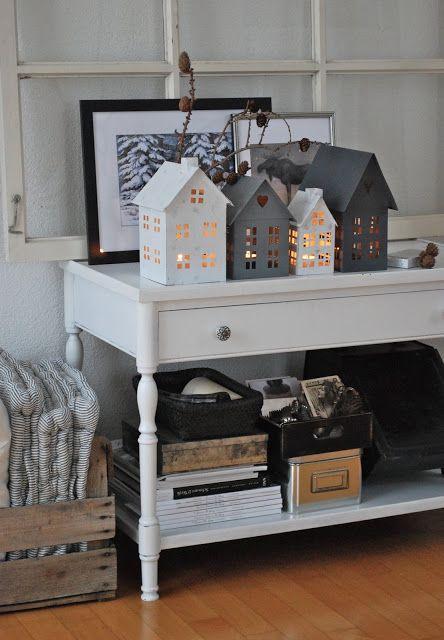 Laser Cut Miniature Lantern House Free Vector