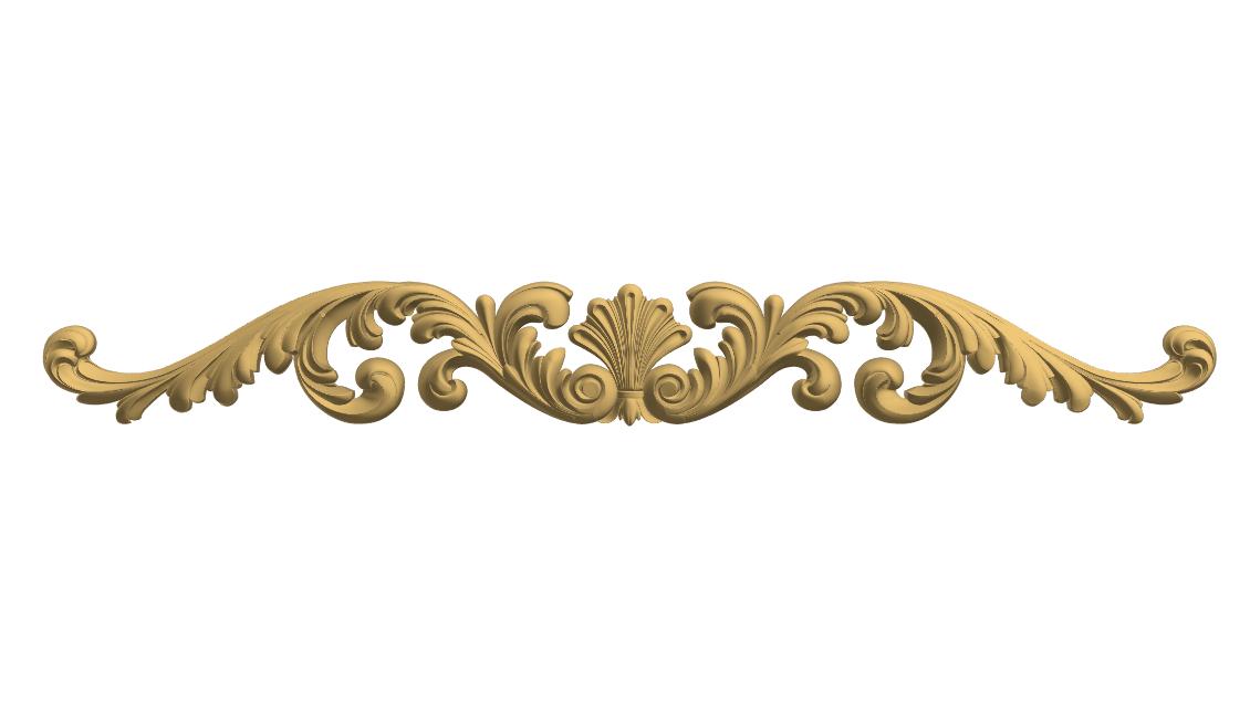 Decor CNC Carving Design Stl File