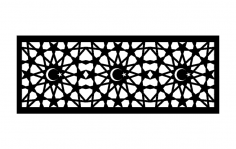 Osmanl Seperator dxf File