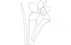 Daffy dxf File