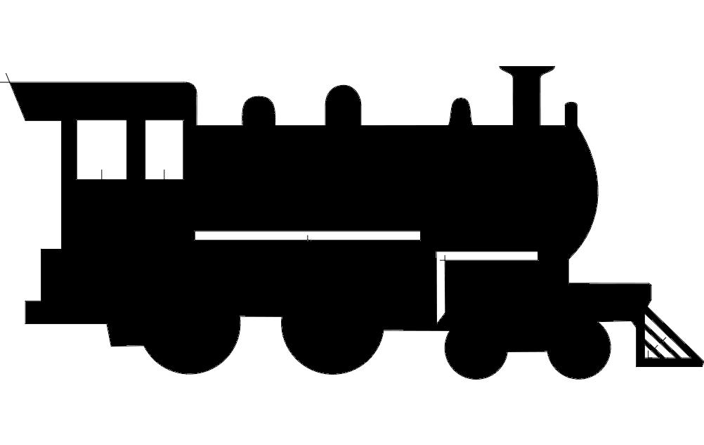 Train dxf File