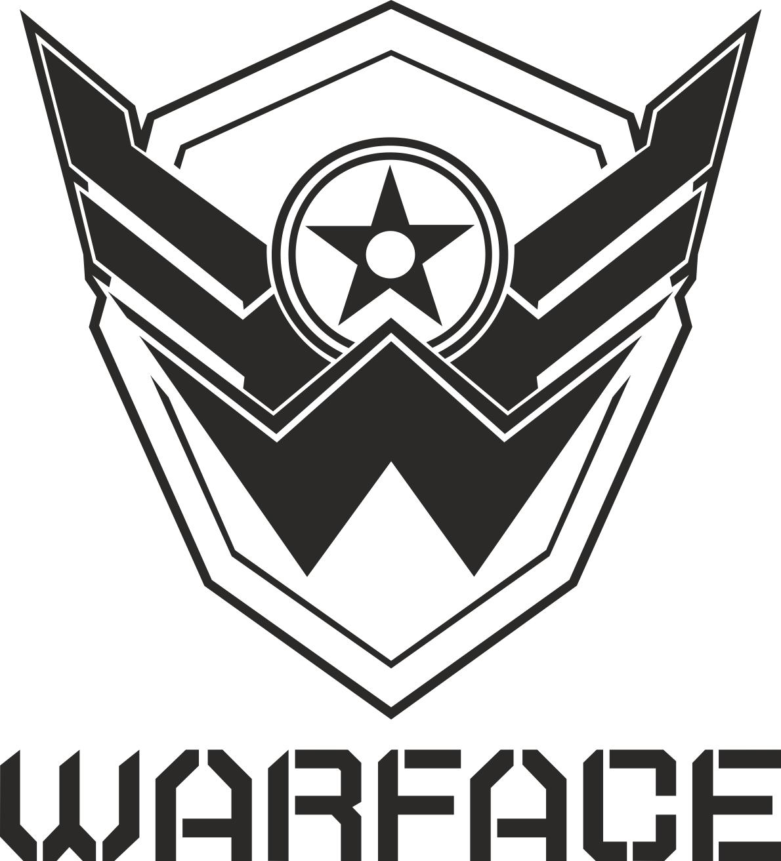 Warface Logo Vector CDR File