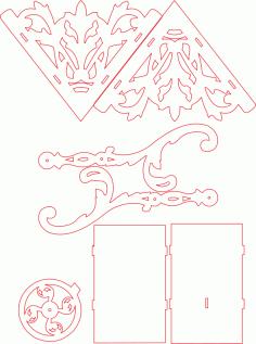 Graphique عربة CDR File