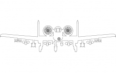A10 Front dxf File