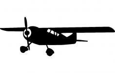 Plane dxf File