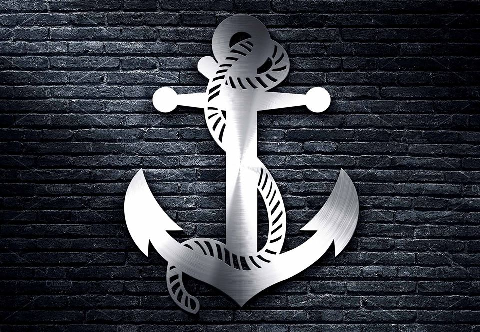 Anchor 14 In DXF File