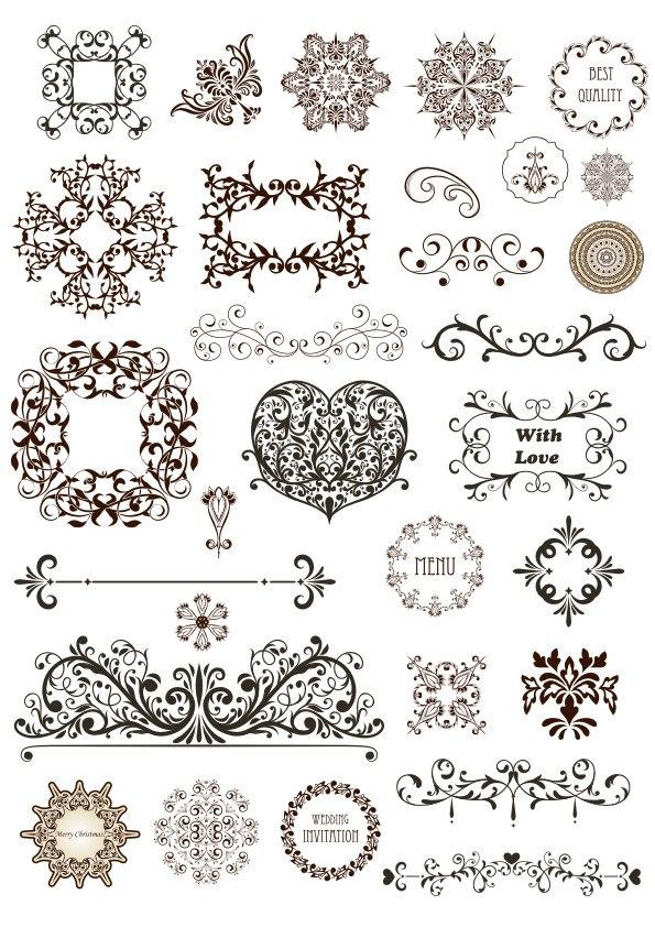 Vintage Decor Design Elements