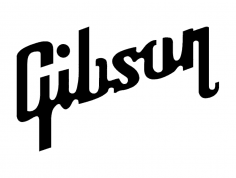 Gibson dxf File
