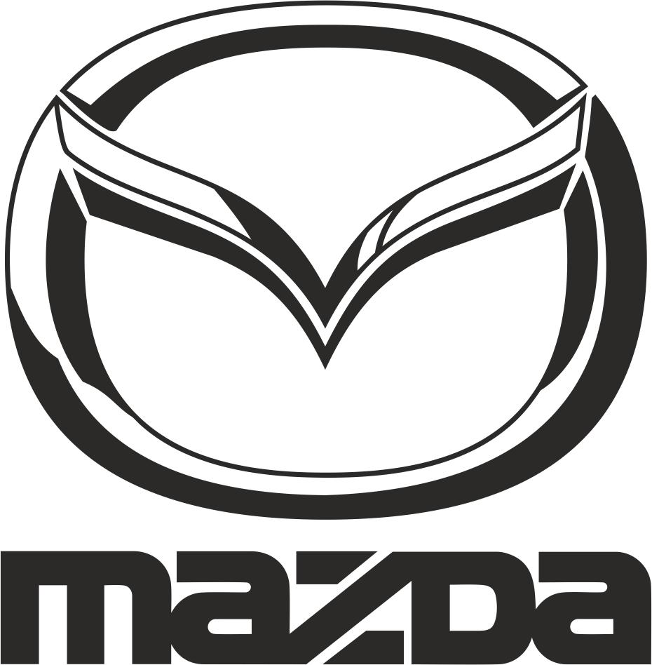 Mazda Logo Vector CDR File