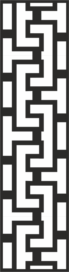 Geometric Line Frame Art Border Design Vector CDR File