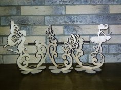 Laser Cut Flower Stand 139 Files Free Download Page 6 3axis Co