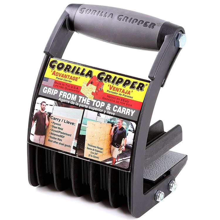 Gorilla Paw  Device For Carrying Sheets Of Plywood Free Vector