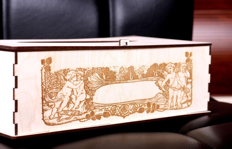 Laser Cut Tissue Box Engraved Tissue Holder Plywood Free Vector