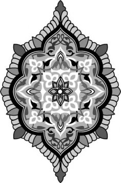 Islamic Ornament Vector Ai File