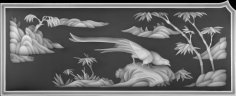 3D Grayscale Image 52 BMP File