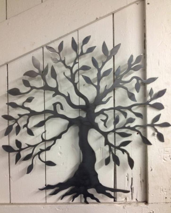 Laser Cut Celtic Tree Of Life Decoration Free Vector