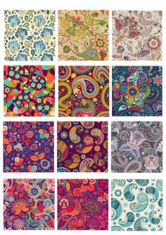Pattern Set Free Vector