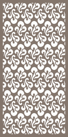 Room Divider Pattern Free Vector