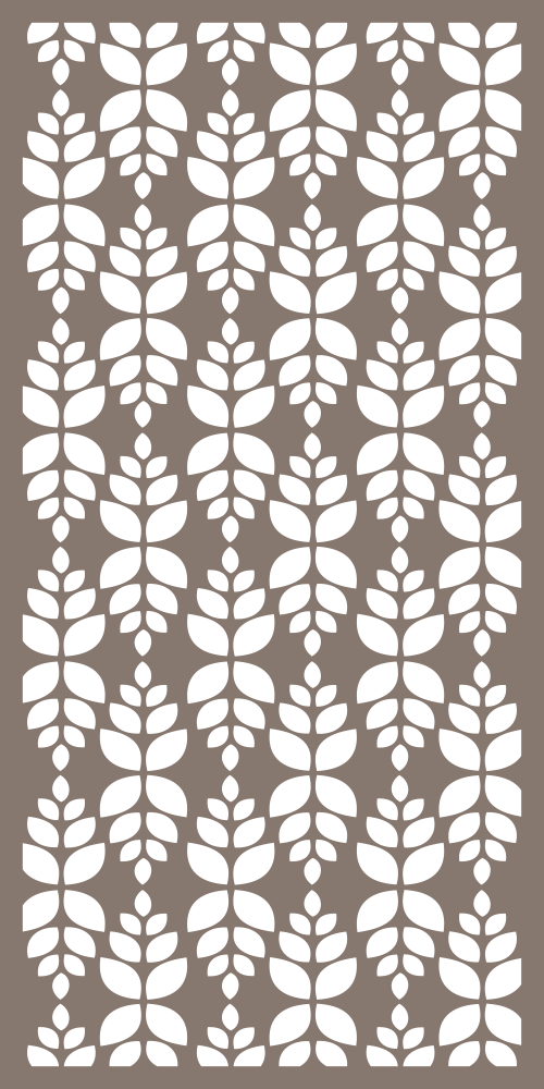 Decorative Screen Pattern Vector Free Vector