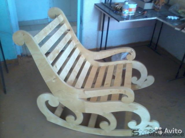 Laser Cut Armchair DXF File