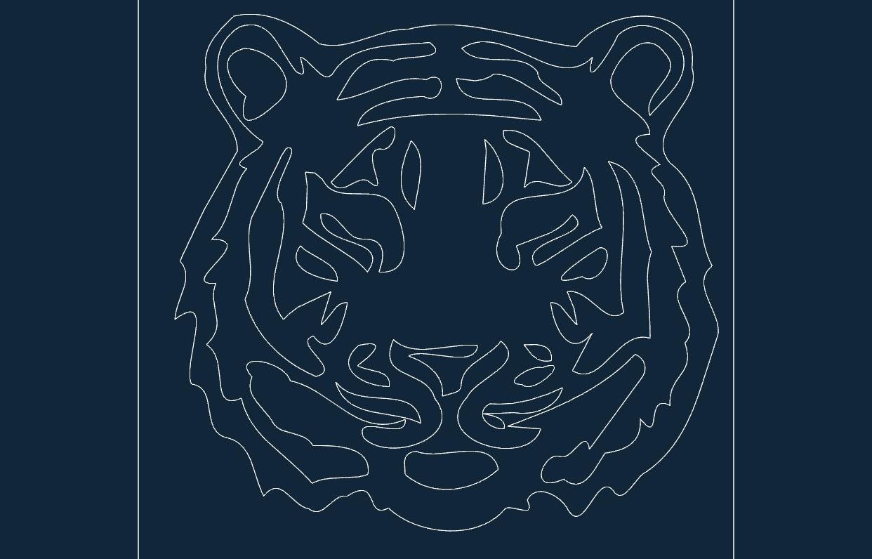 Tiger 1.dxf