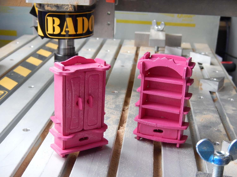 Barbie Shelfs DXF File