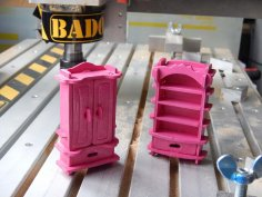 Barbie Shelfs DXF File