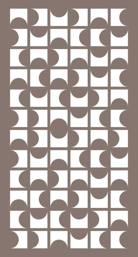 Partition Screen Pattern Free Vector