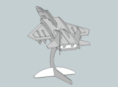 F15 DXF File