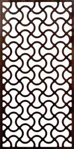 Grille Pattern 300-V1 dxf file