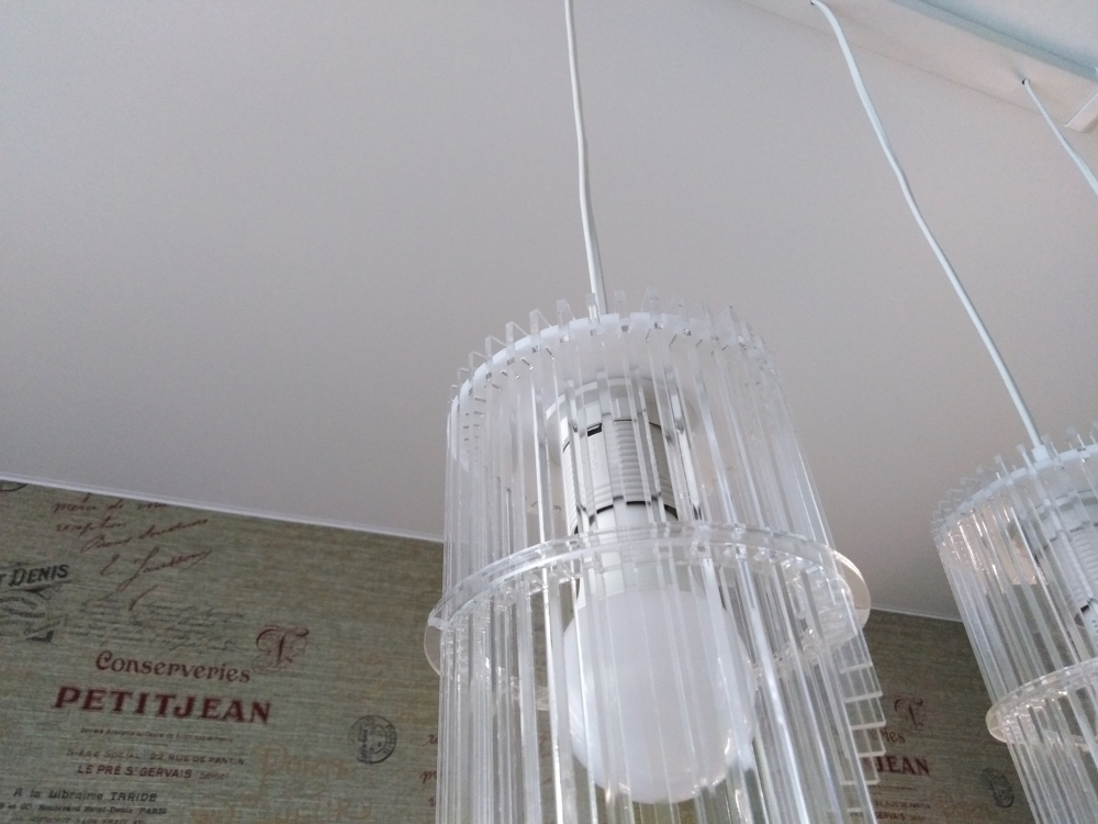 Laser Cut Lamp Pendant Light Free Vector