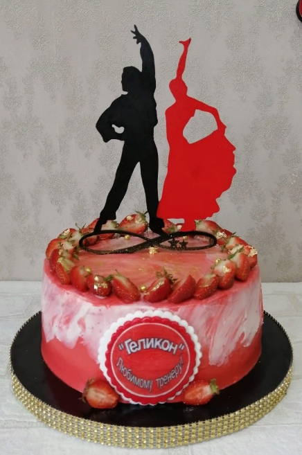 Laser Cut Dancing Couple Cake Topper Free Vector