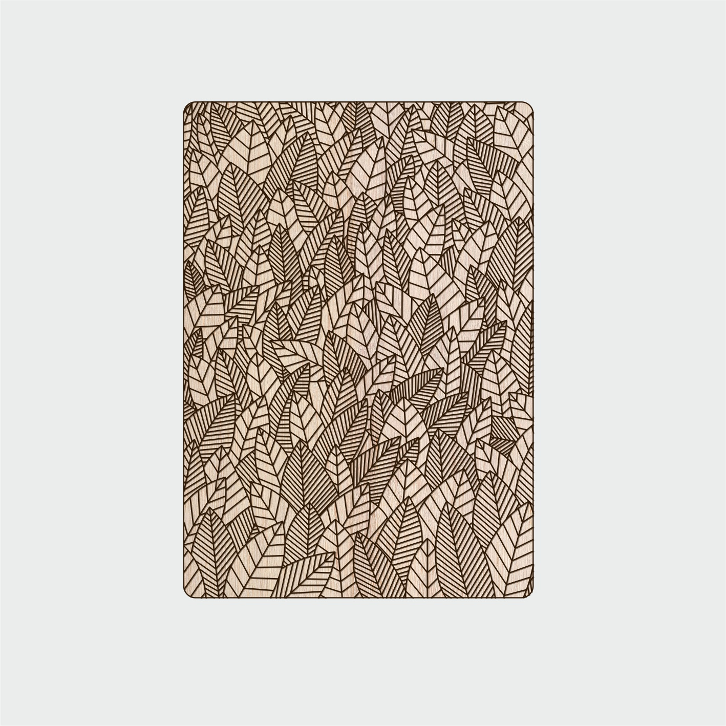 Laser Engraving Design For Notebooks Free Vector