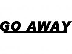 Goaway dxf File