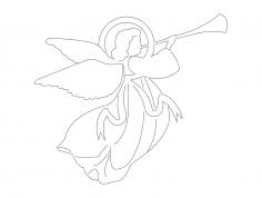 engel 5 dxf File