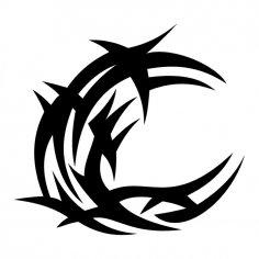 Tribal Designs Tribal Tattoos Vector Art jpg Image