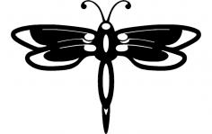 Butterfly dxf File