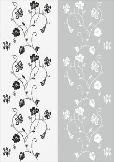 Leaf Free DXF Files & Vectors - 3axis co