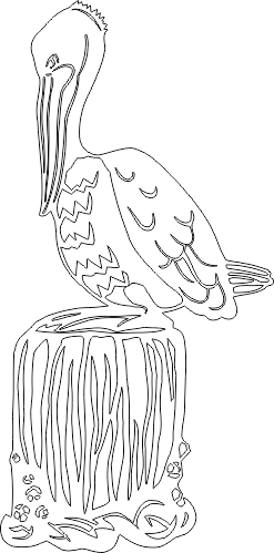 Pelican DXF File