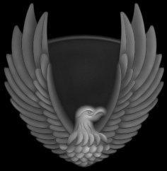 Grayscale CNC BMP File