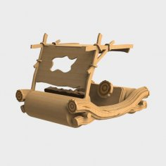 Flintstones Car dxf File