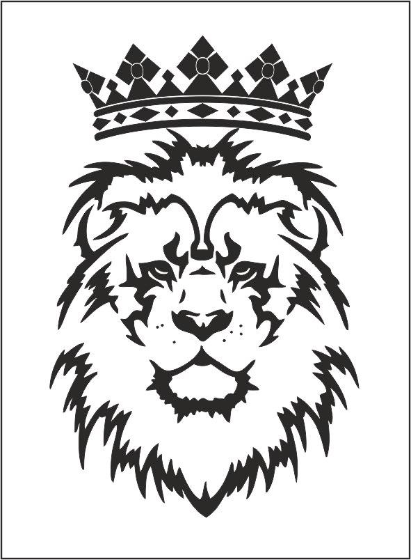 Lion Tattoo Free Vector