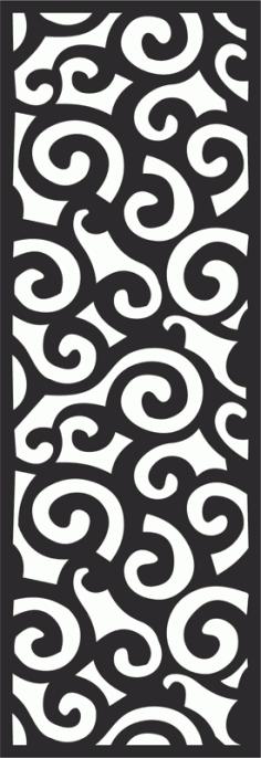 CNC Design Pattern CDR File