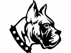 Bulldog dxf File